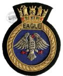 EAGLE - Blazer Badge~OFFICIALLY LICENCED PRODUCT